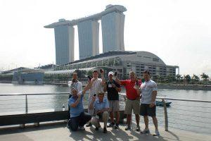 Outdoor team development Singapore.