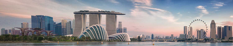 Singapore company training locations.
