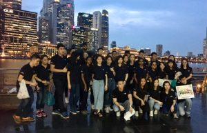 Team Building in Singapore -