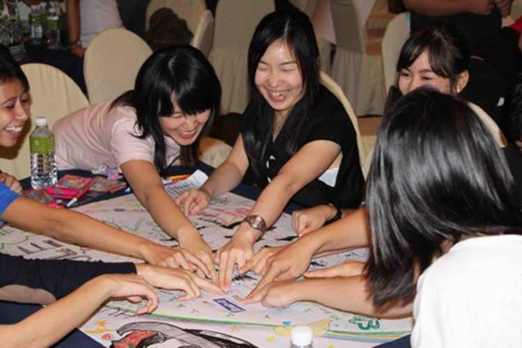 Group Skills Session.